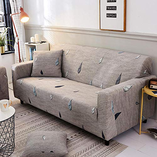 Nieuwe populaire elastische bank hoes voor woonkamer meubels fauteuil Cover Stretch Couch Cover Case Sofa hoes 1/2/3/4 zits-8_4 zits 235-300cm