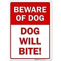 SHanguoYレトロおかしい金属錫サイン12x 16インチ(30 * 40 cm)犬ブリキ看板警告通知パブクラブカフェホームレストラン壁の装飾アートサインポスター(jfd-3-9)