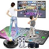 BLAVOR Electronic Dance Mats,Dance Mat Double Game for Kids...