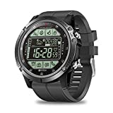 Zeblaze Vibe 3S Smart Watch Outdoor Sports Watch, 1.24 inch Non-Touch Screen, Waterproof Outdoor Activity Tracker, Suitable for Men, Bluetooth Watch Compatible with Android/iOS