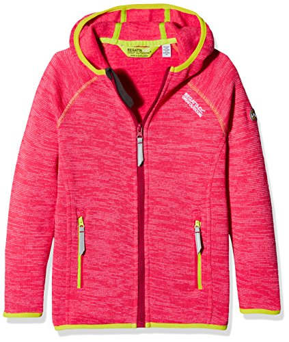 Regatta Kids Dissolver Fleece L Bright Blush
