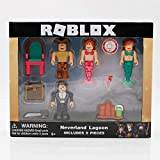 Gather together Roblox Action Figures Neverland Lagoon Multipack 7cm Model Dolls Boys Children Toys ...
