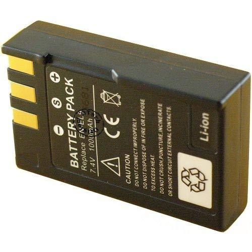 Batería para cámara de fotos Nikon D60