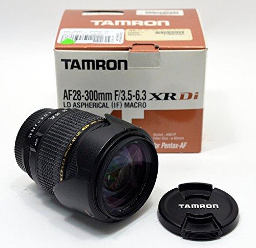 Tamron AF 28–300mm f/3,5–6,3XR Di LD Aspherical (IF) Macro Ultra Zoom Objektiv f.