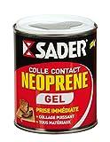 Sader Colle Contact Néoprène Gel Boîte 750 ml
