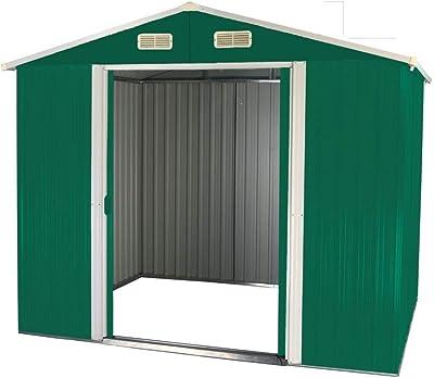 Dispositivo Casa Verde/Blanco, 2050 x 2570 X 1775