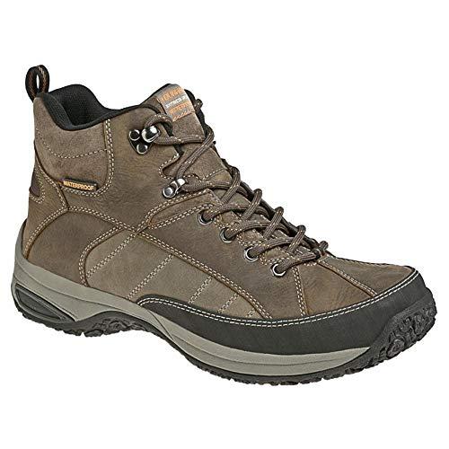 Dunham Men's Lawrence Waterproof Boot,Brown,17 4E US