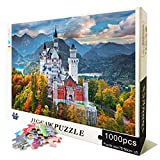 1000 Pieces Wooden Jigsaw Puzzle for Adults and...