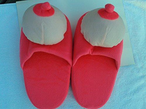 Pantoffeln mit Brüsten