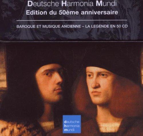 Deutsche Harmonia Mundi 50th Anniversary Edition [50cd]