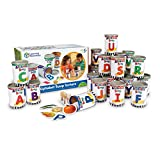 Learning Resources Alphabet Soup Sorters, Early...