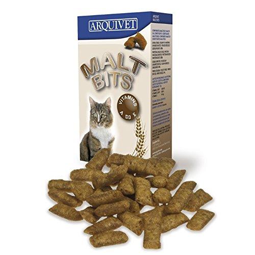 Arquivet Malt bits - Snacks para Gatos - 40 g
