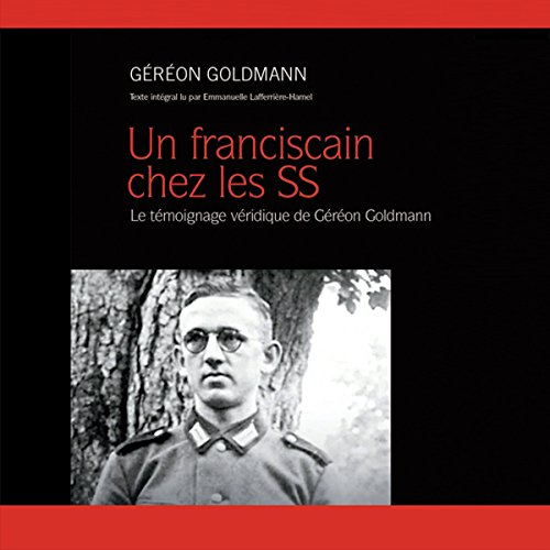 Un franciscain chez les SS  audiobook cover art