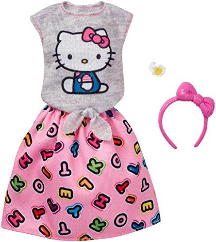 Barbie FKR68 Bottoms Hello Kitty - Juego de muñecas