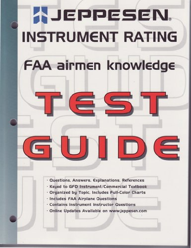 Best instrument rating faa knowledge test for 2020