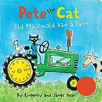 Pete the Cat: Old MacDonald Had a Farm Sound Book
