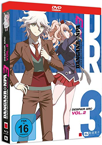 Danganronpa 3: The End of Hope`s Peak Academy - Despair Arc - Vol. 2 - [DVD]
