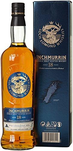 Loch Lomond Whiskies Inchmurrin 18 Years Old mit Geschenkverpackung (1 x 0.7 l)