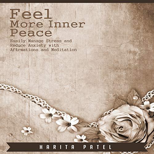Feel More Inner Peace audiobook cover art