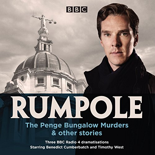 『Rumpole: The Penge Bungalow Murders and Other Stories』のカバーアート