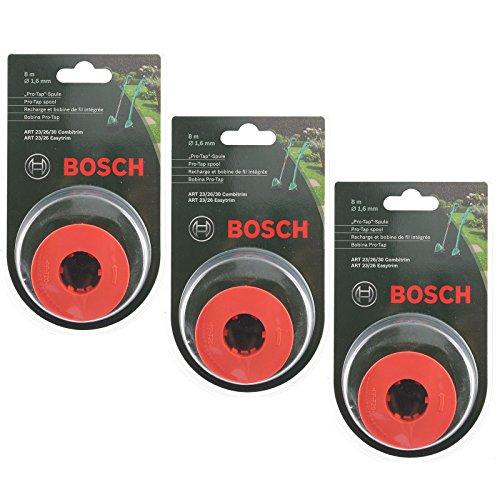 Bosch Art 23 26 30 COMBITRIM EASYTRIM - Cortapelos automáticos para cortacésped Pro-Tap (24 m, F016800175)