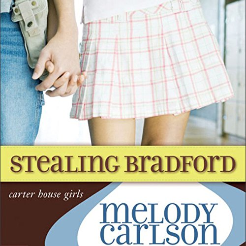 Stealing Bradford audiobook cover art