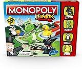 Hasbro Gaming Monopoly Junior Spiel mit Play Money