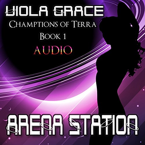Arena Station audiobook cover art