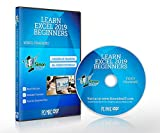 Microsoft Excel 2019 Training Course by Simon Sez IT: Excel DVD Course For Absolute Beginners – Excel Video Tutorials Including Exercise Files