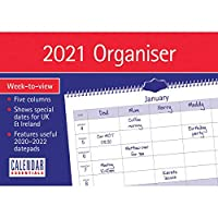 Essential Family Organiser Weektoview A4 (A4 Planner)