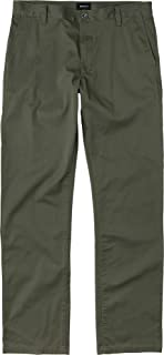 RVCA Boys' Big Weekday Stretch Chino Pant