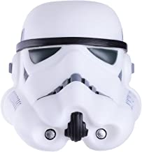 Sterno Home Storm Trooper Glow Buddy - Star Wars, Light Up Helmet with Timer, Famous Quotes, Action Noises & Color Changing
