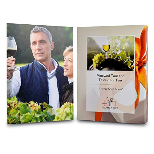 Activity Superstore Vineyard Tour & Tastings for Two Gift Experience Voucher - Available at 20 UK vineyard locations