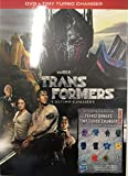Transformers-L'Ultimo Cavaliere (DVD+Tiny Turbo Changer Gadget) [Import]