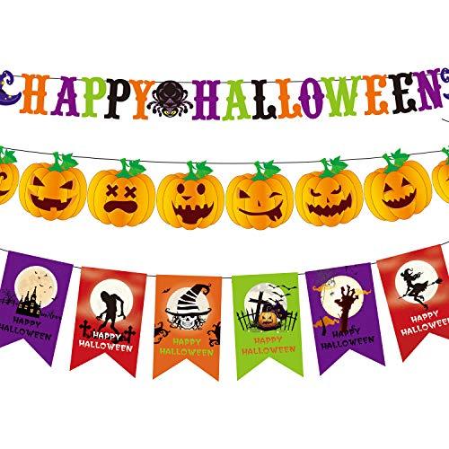 Halloween Banner Decorations