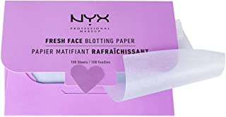 NYX Blemish Control Blotting Paper - Dont Pop Just Blot - 100 Sheets