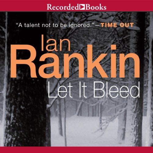 Let It Bleed audiobook cover art