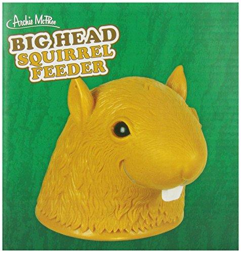 Accoutrements Mangeoire pour écureuil Big Head