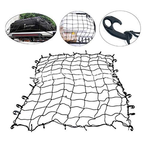 Anquanwang Car net Cargo Net, Trailer Net, Car Net 240x180cm Truck Net Cover Bagage Net, Gebruikt voor Verplaatsen, Reizen, Vaste Cruise Opslag Goederen Voorkomen dat de goederen vallen
