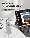 Zoom IMG-2 baozun ventilatore portatile neckband fan