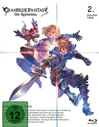 GRANBLUE FANTASY The Animation - Vol.2 (EP. 07 - 13 + OVA) [Blu-ray]