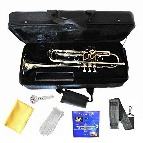 Hallelu HTP-200 Bb Trumpet with Pro Case