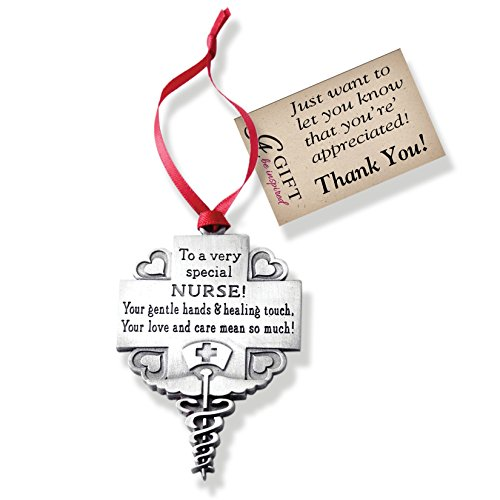 Cathedral Art Nurse Occupation Ornament