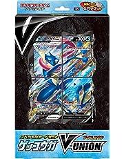 ポケモンカードゲーム ソード&シールド スペシャルカードセット ゲッコウガV-UNION