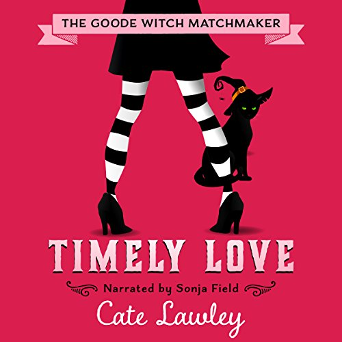 Timely Love audiobook cover art