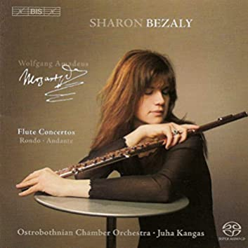 Mozart: Flute Concertos Nos. 1 and 2 / Concerto for Flute and Harp / Andante in C Major / Rondo in D Major