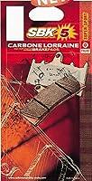 CARBON LORRAINE (カーボンロレーヌ) ブレーキパッド SBK5 1187-SBK5 CL1187-SBK