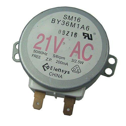 Samsung–Motor giraplatos ST16EX73MAAA 21V–DE31–10154D