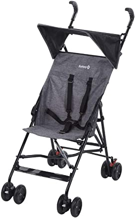 Safety 1st URBAN TREK 2 en 1 Black Chic Silla de paseo+portabeb/és color negro