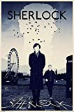 Sherlock Poster Get (61cm x 91,5cm) + 1 Traumstrand Poster